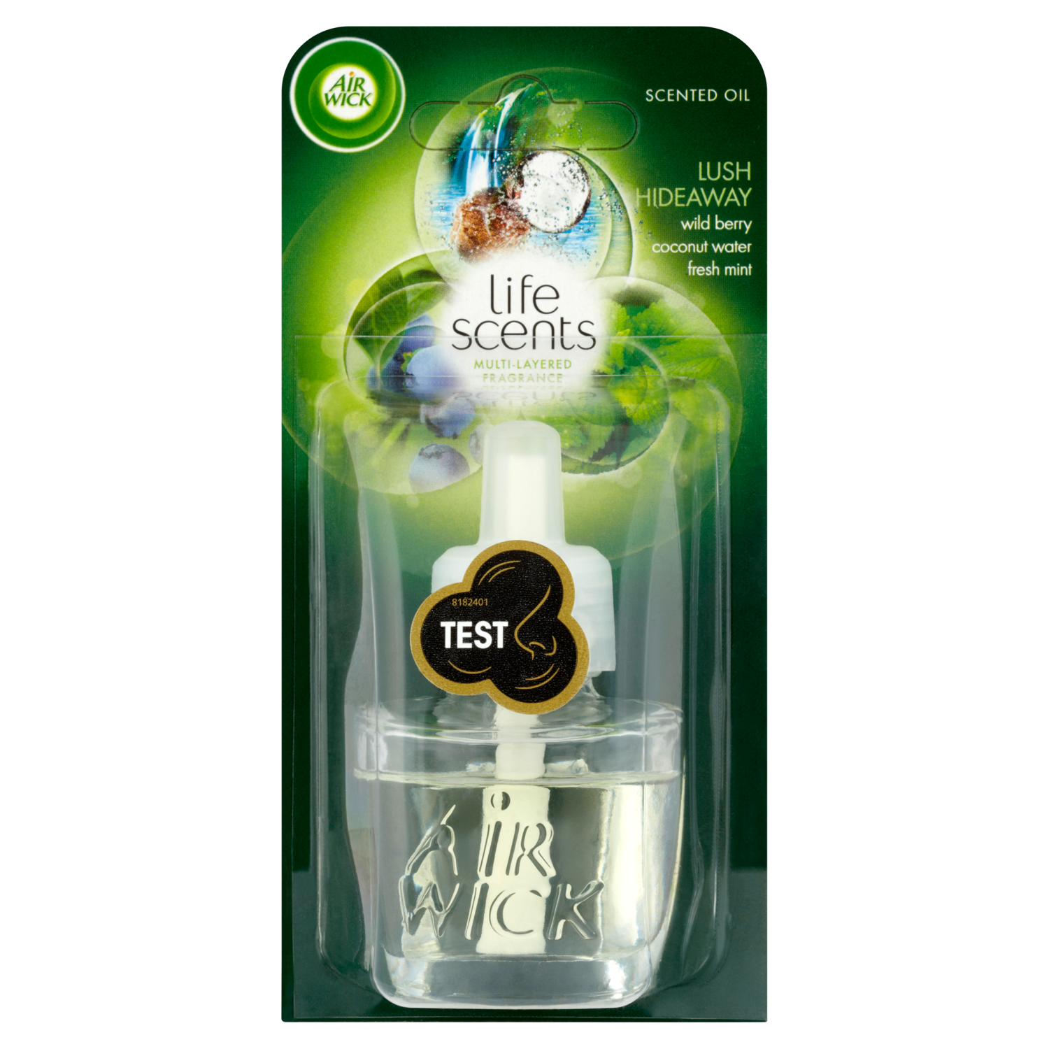 Air Wick Plug-in Refill Life Scents™ Lush Hideaway