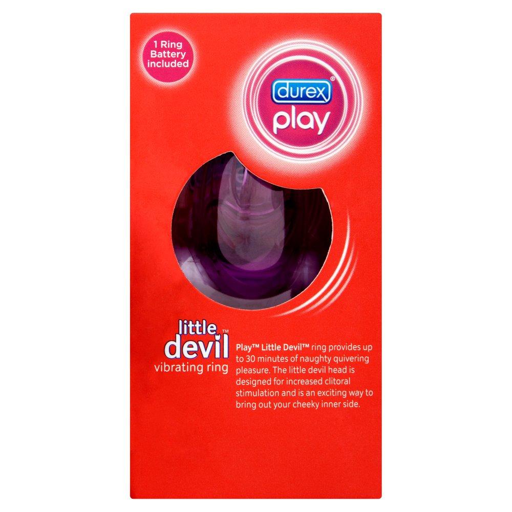 Durex Play Little Devil Vibrating Cock Ring