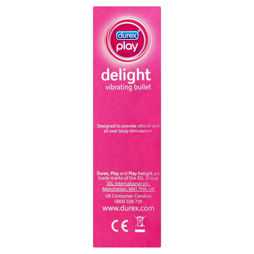 Durex Play Delight Bullet Vibrator