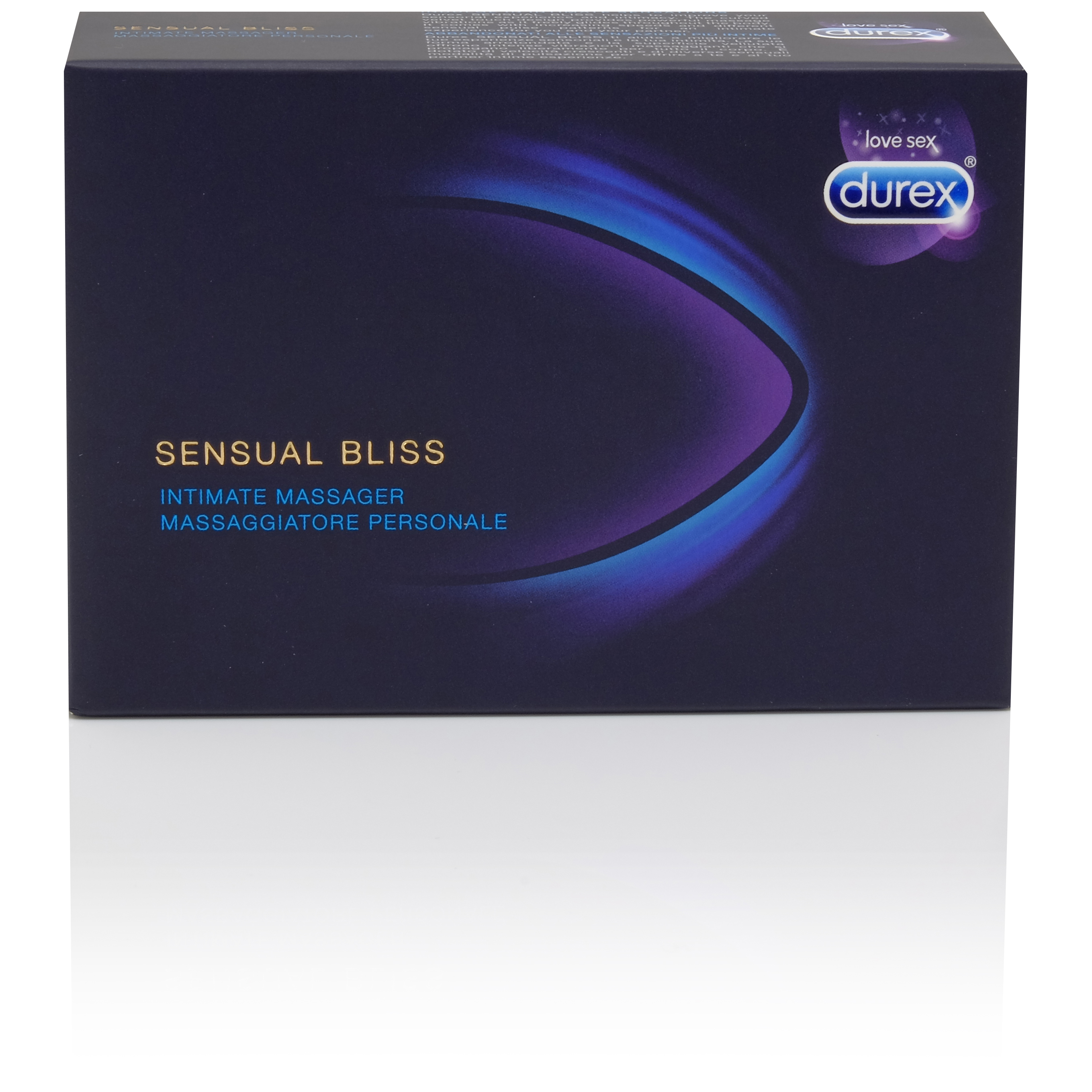 Durex Sensual Bliss Intimate Massager