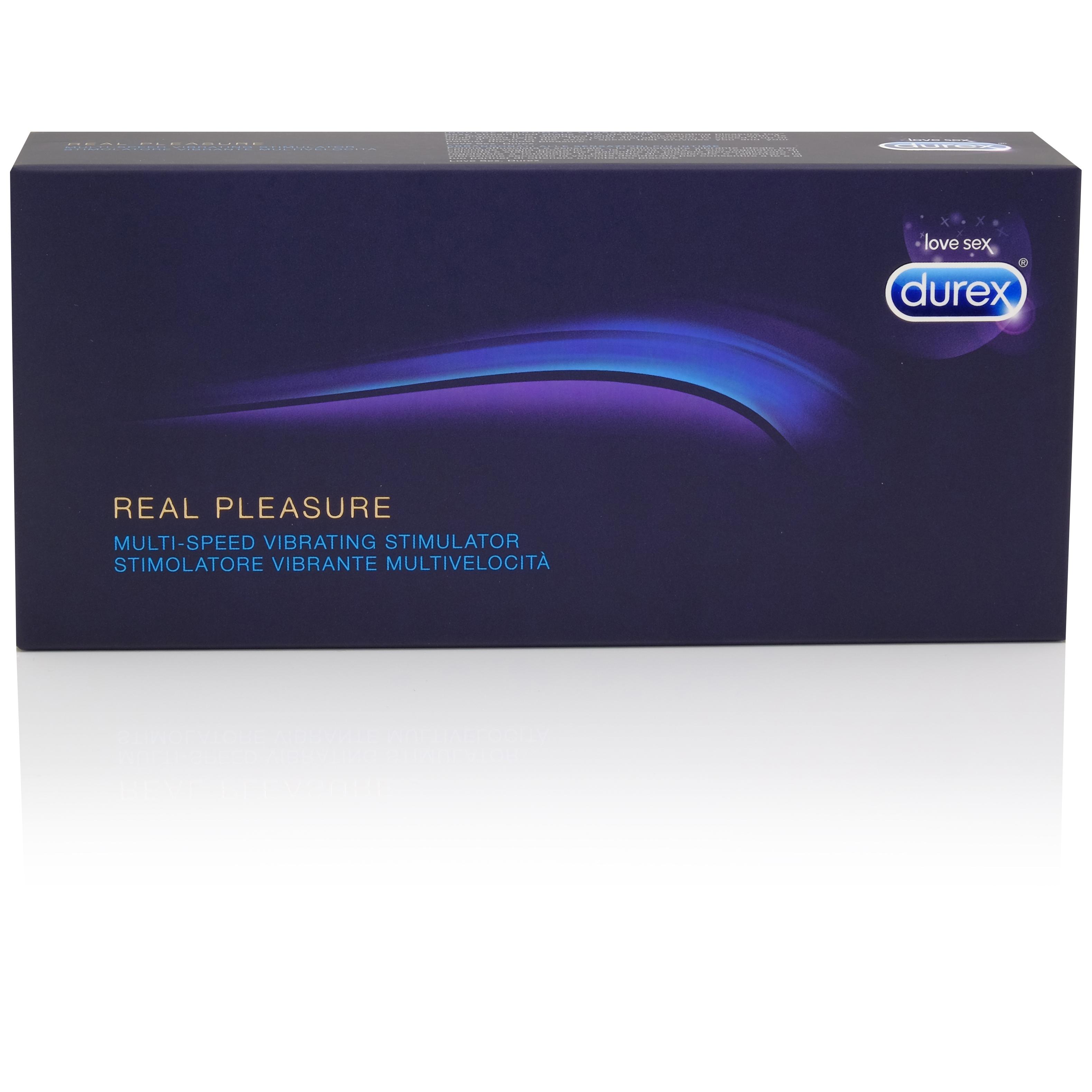 Durex Real Pleasure Multi Speed Vibrator