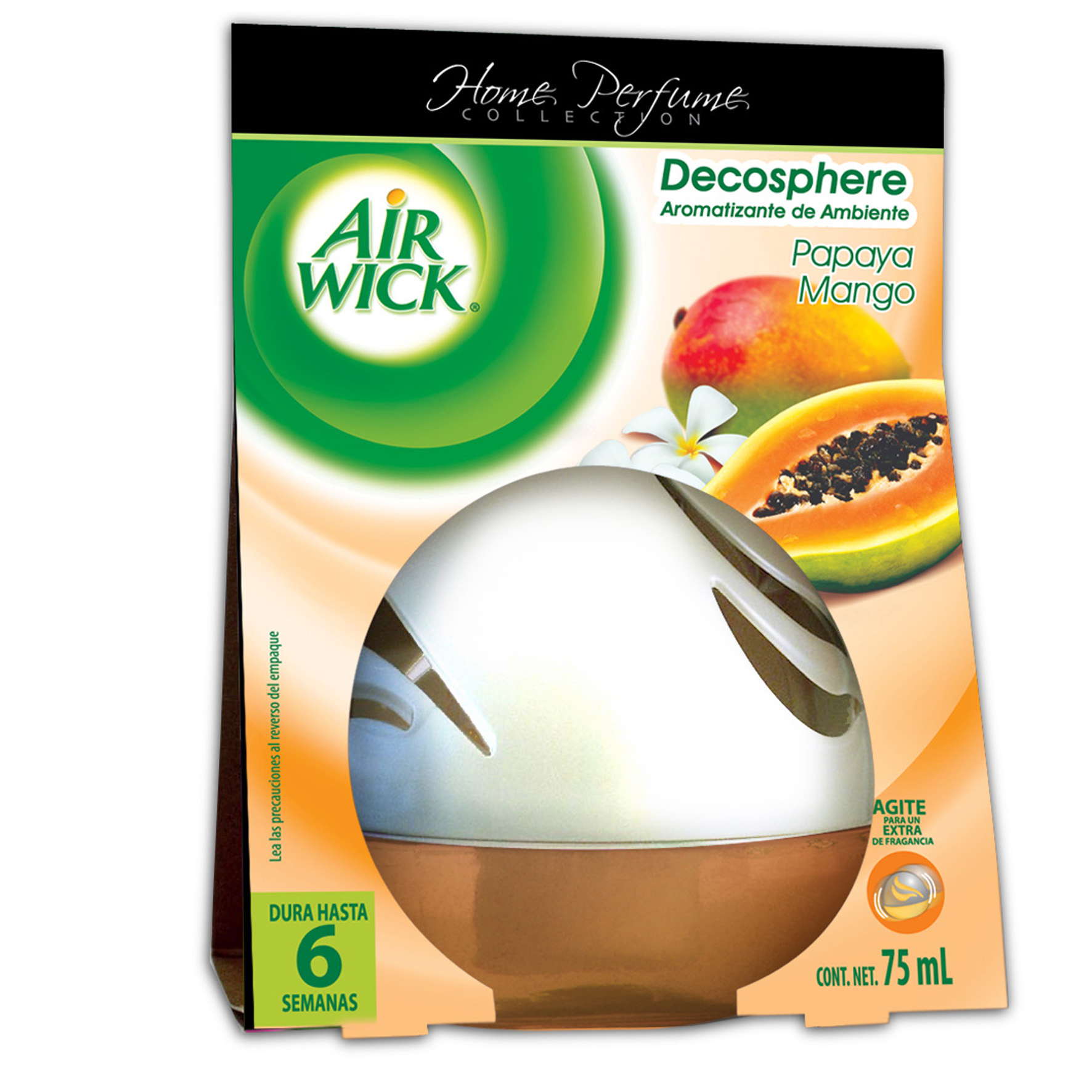 Air Wick® Decosphere® Papaya & Mango 75 ml