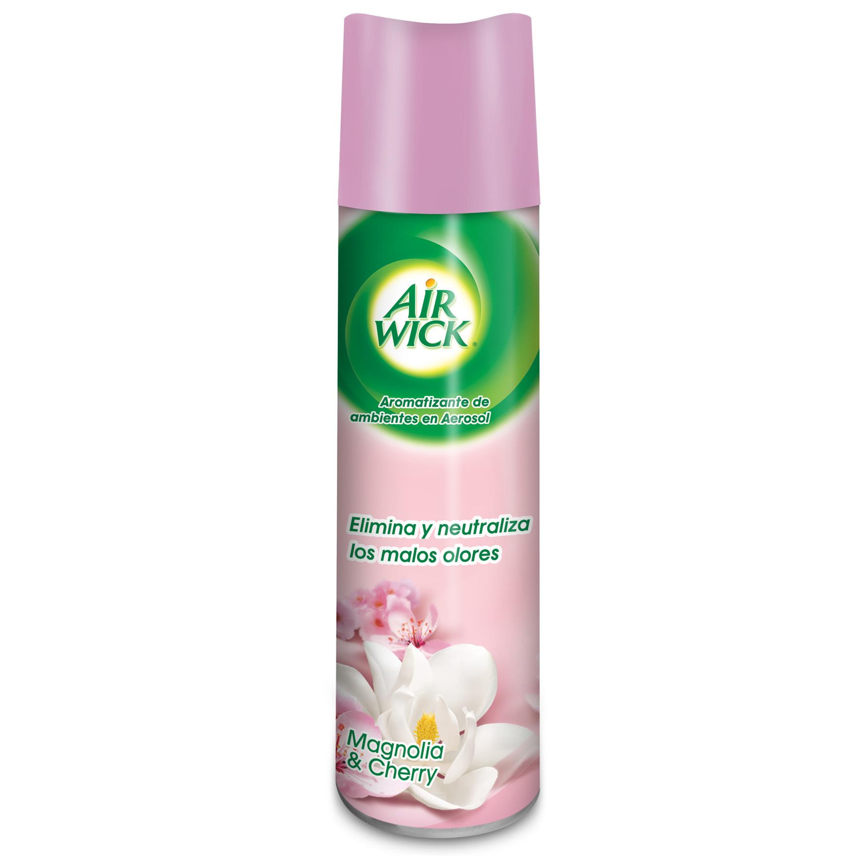Air Wick® Aerosol Magnoli & Cherry Blossom 226g