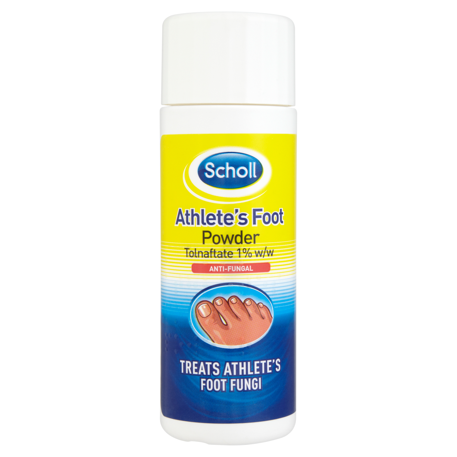 Scholl Athlete's Foot Powder Tolnaftate 1%w/w
