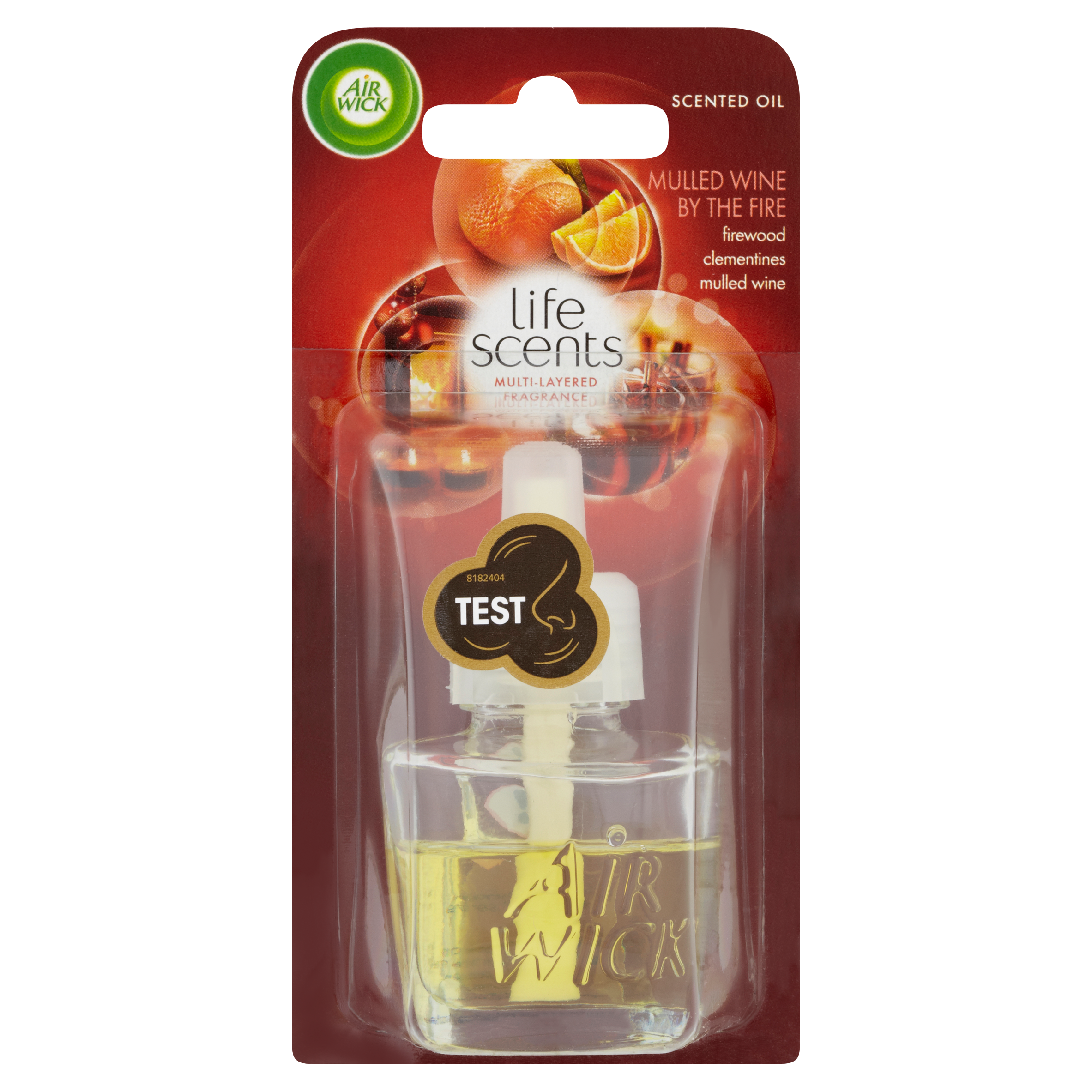 Air Wick Life Scents Mulled Wine by the Fire Plug-in