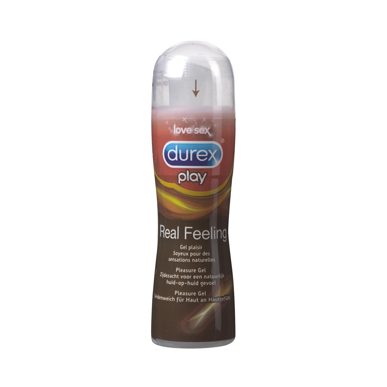 DUREX Play Real Feeling
