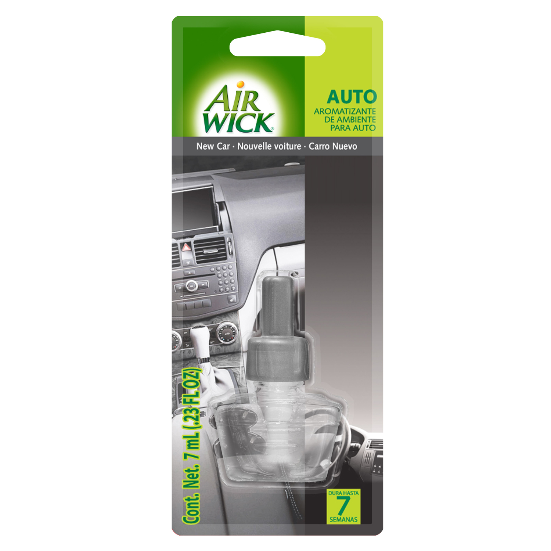 Air Wick® Auto Nuevo Repuesto para auto 7 ml