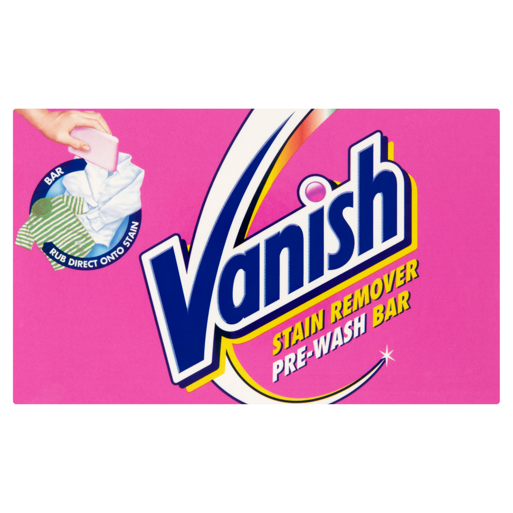 Vanish Prewash Stain Bar