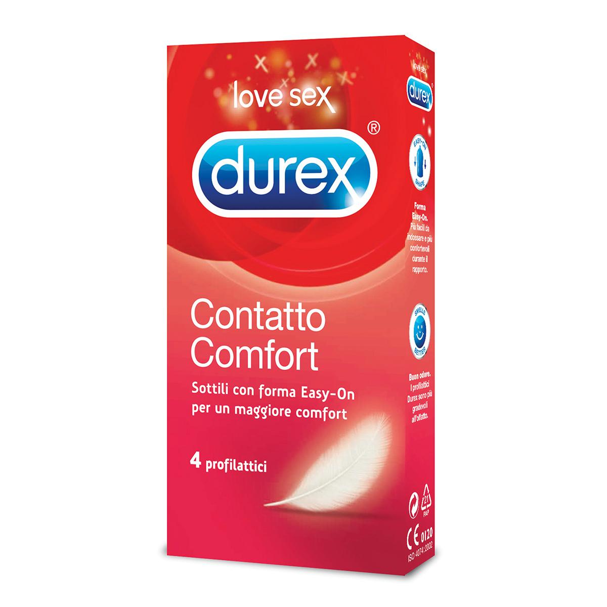 Contatto Comfort (4 Pz.)