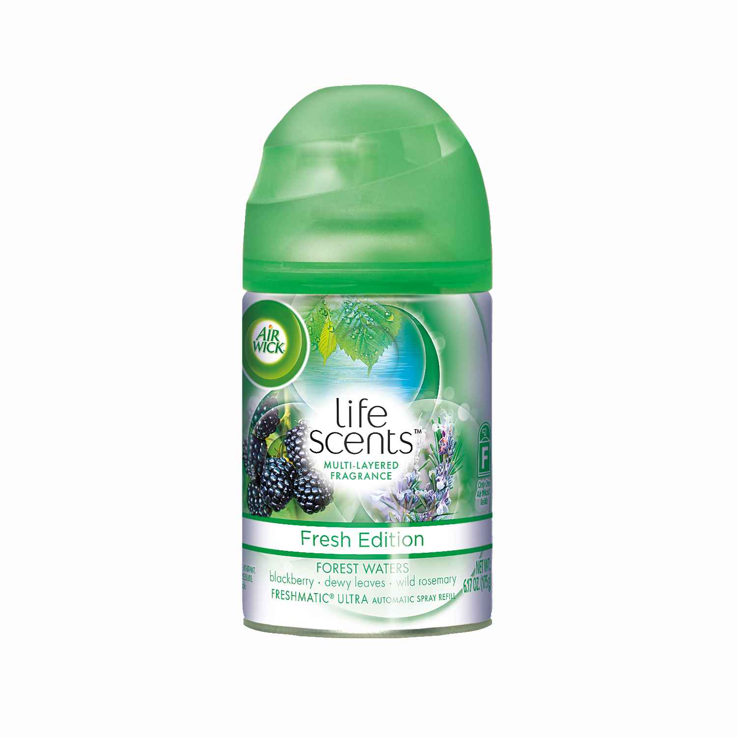 Life Scents™ Forest Waters Freshmatic® Ultra Automatic Spray