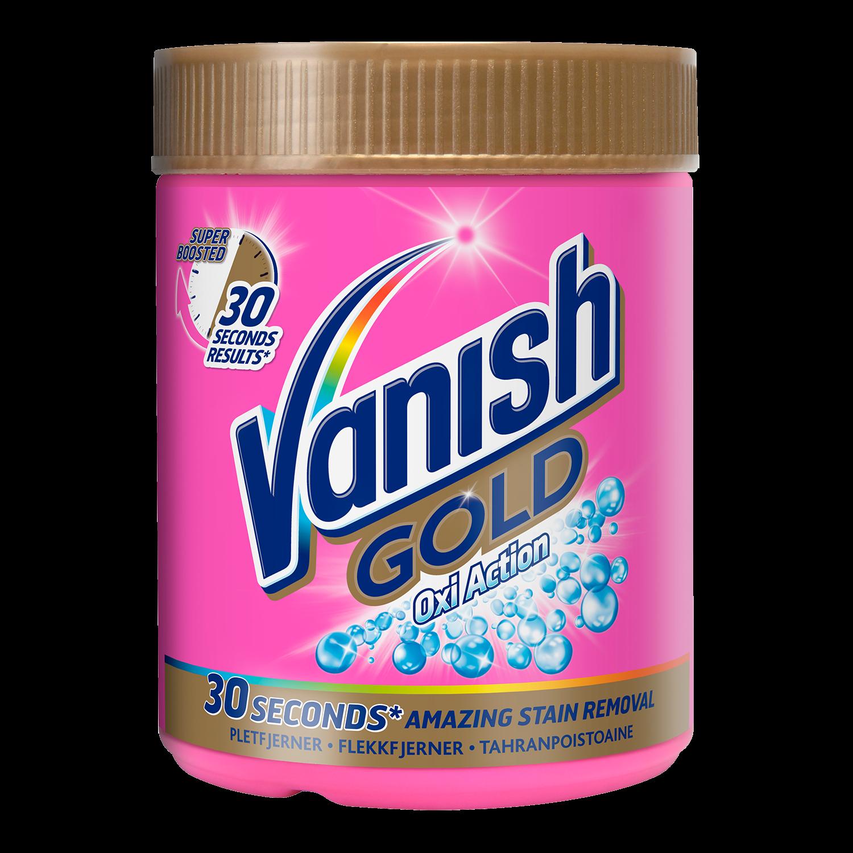 Vanish Gold Oxi Action Pulver 470 g