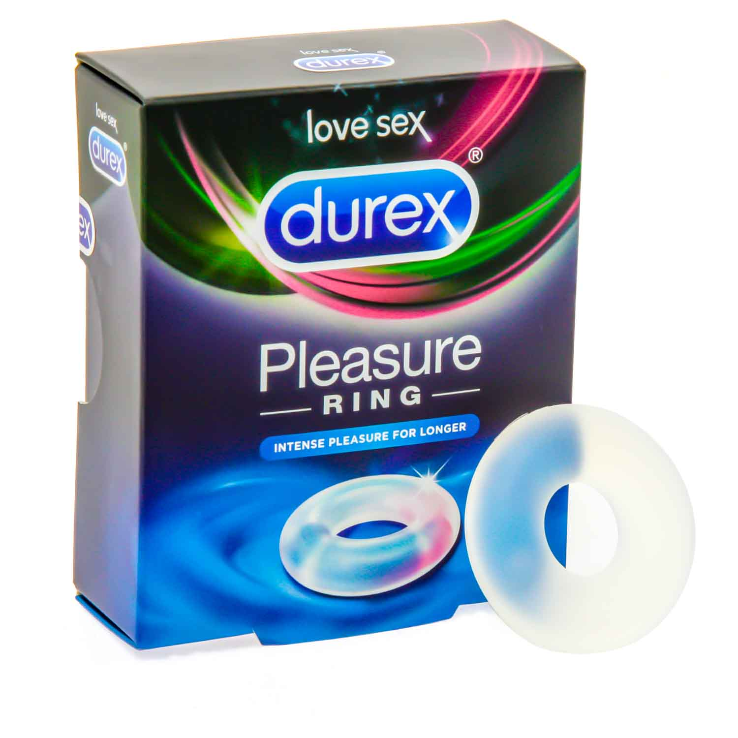Think, Durex sex ring vibrator