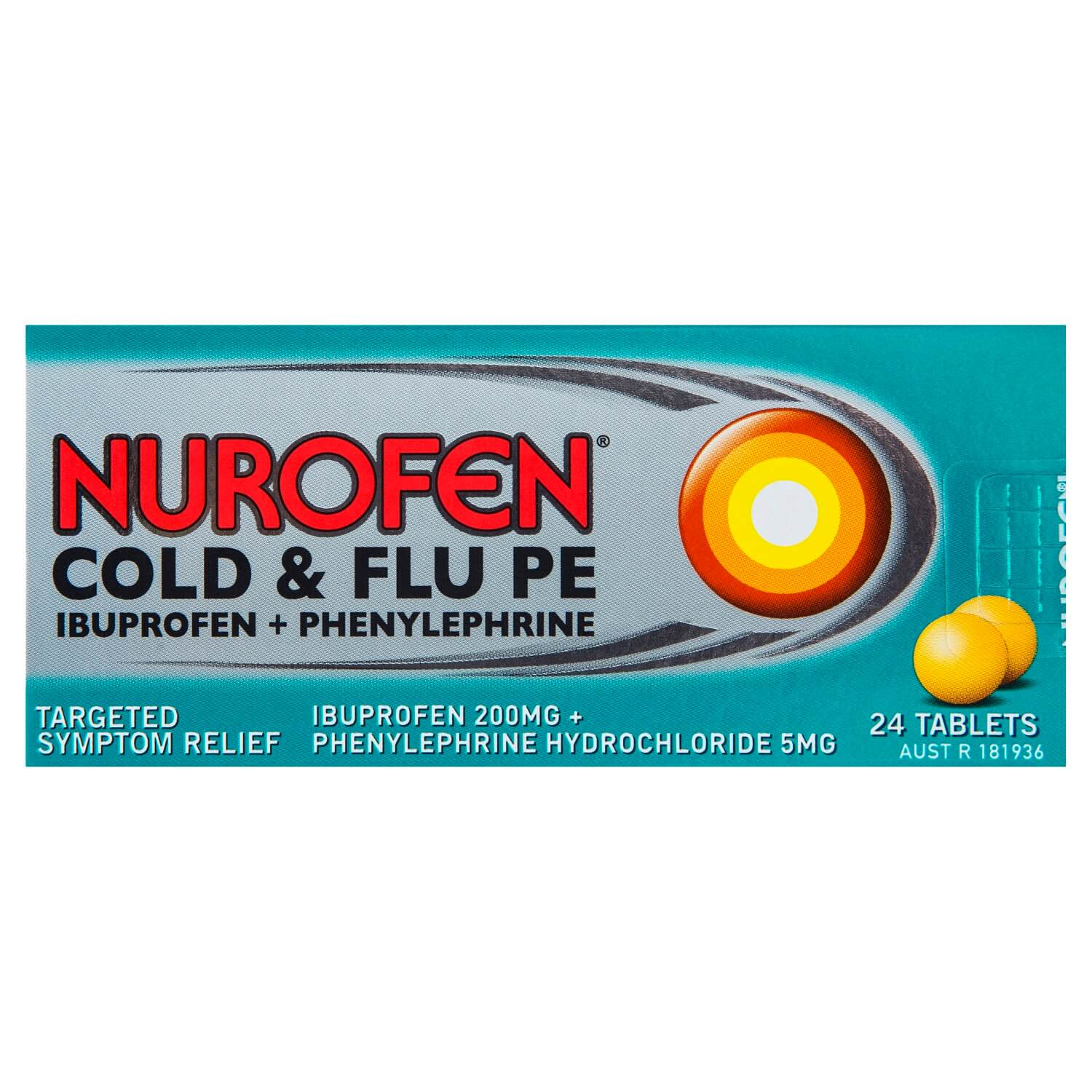 Nurofen Cold and Flu PE
