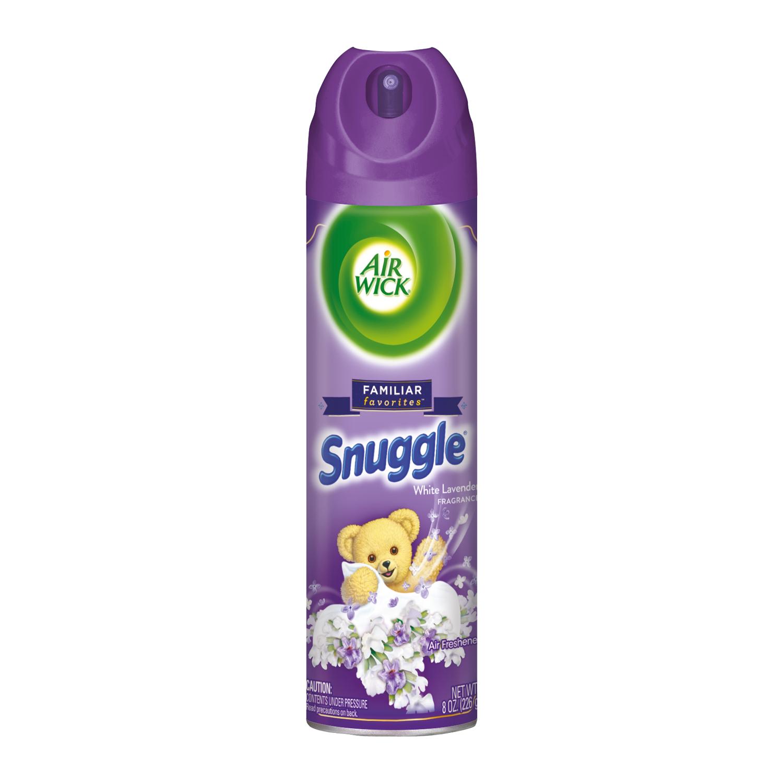 Aerosols Snuggle® White Lavender