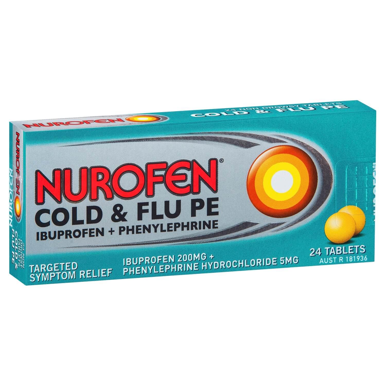 Nurofen Cold & Flu PE