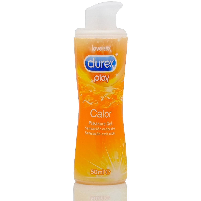 Durex Play Lubricante Calor 50 ml