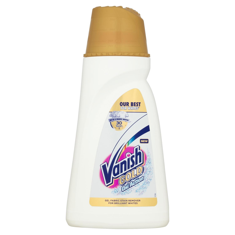 Vanish Gold For Whites Gel Stain Remover Vanish Uk