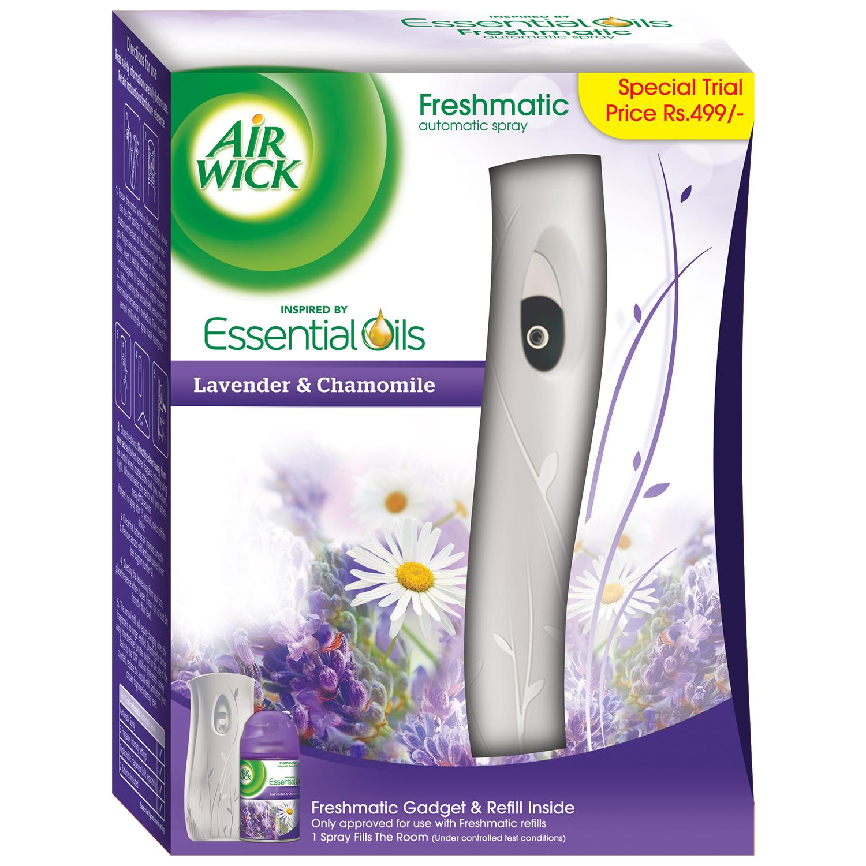 Freshmatic Complete Lavender U0026 Chamomile