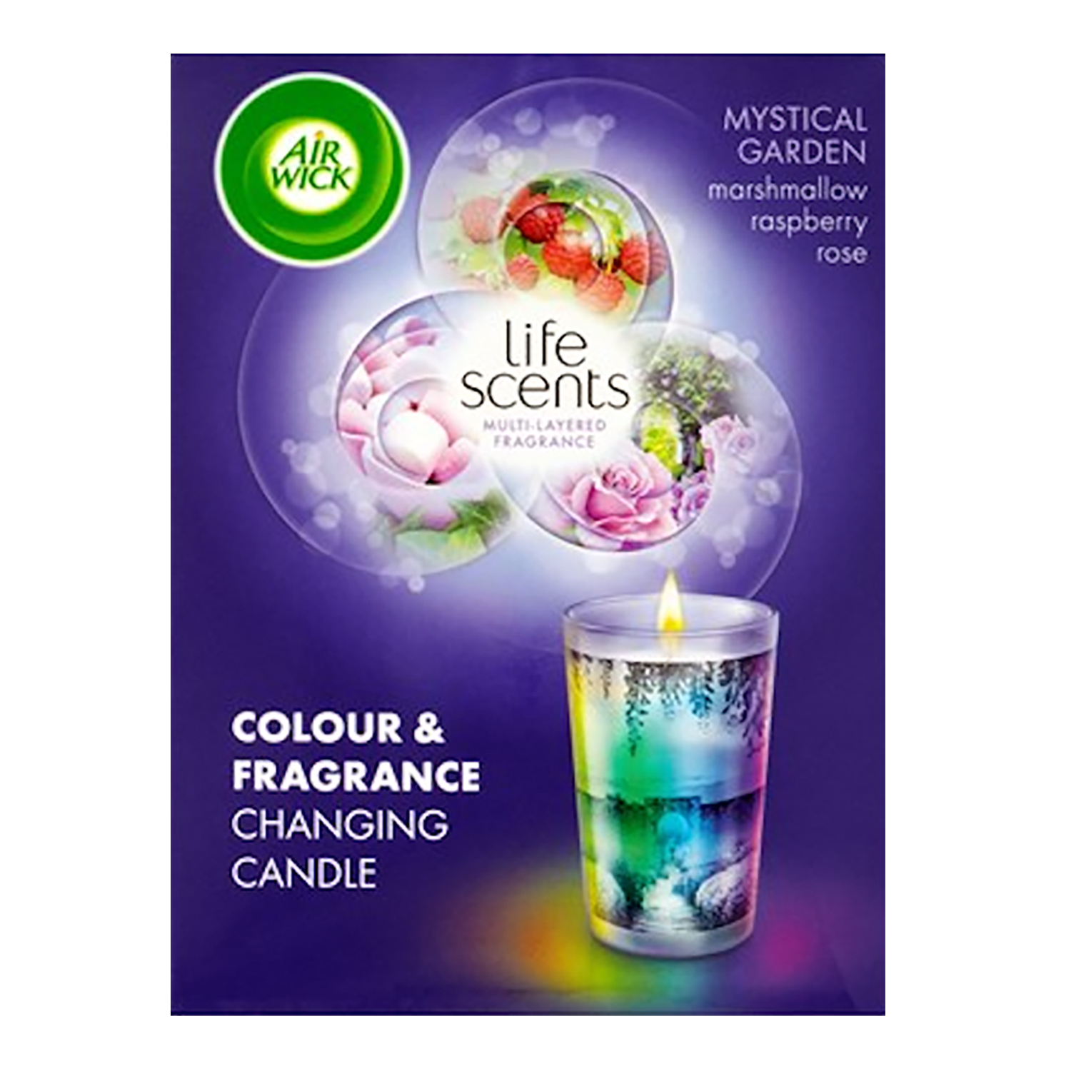 Air Wick Candle Life Scents Mystical Garden 140 g