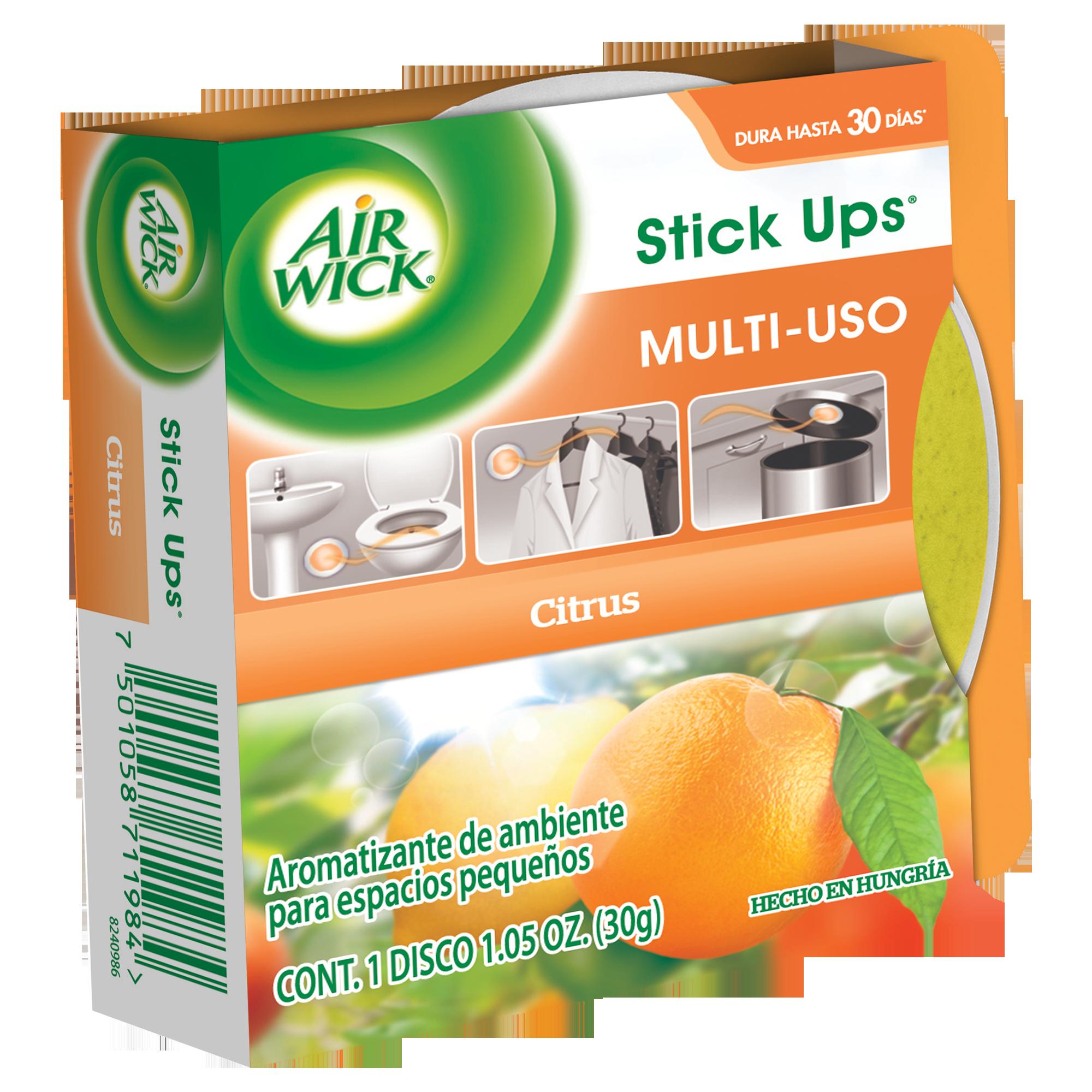 Air Wick® Stick Ups® Sparkling Citrus 30g