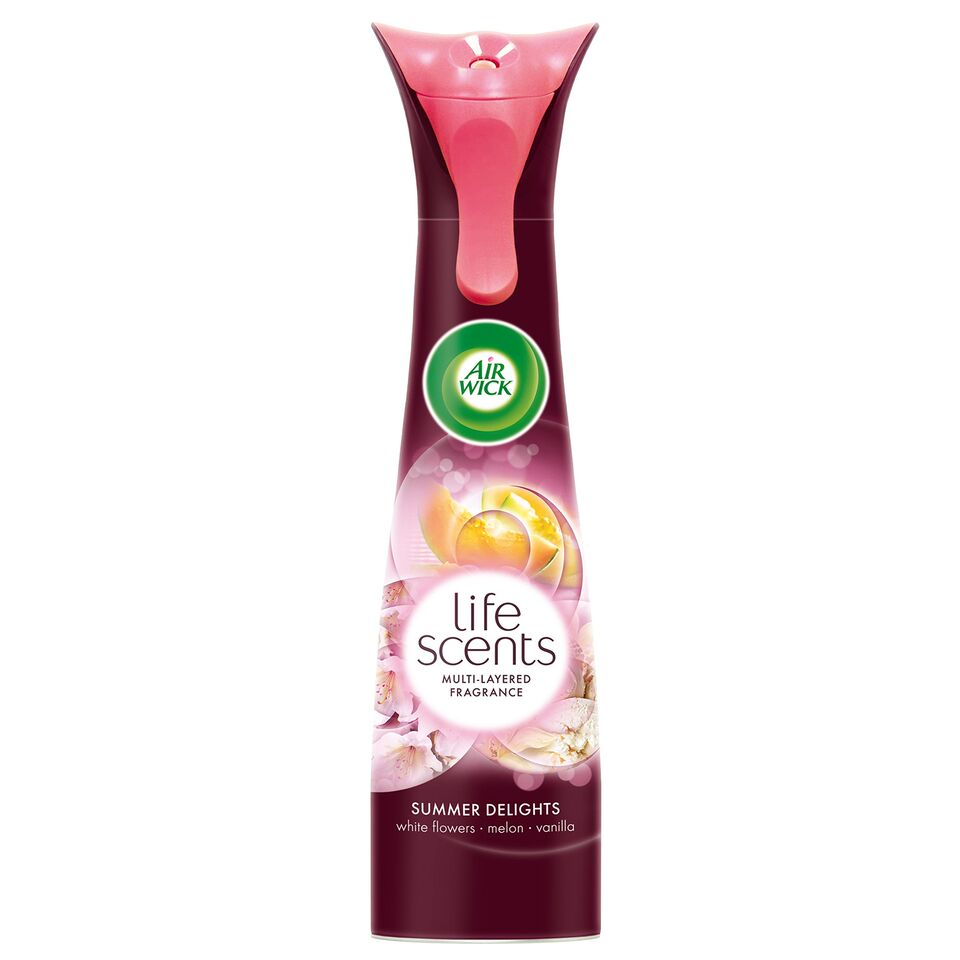 Life Scents Summer Delights Room Spray