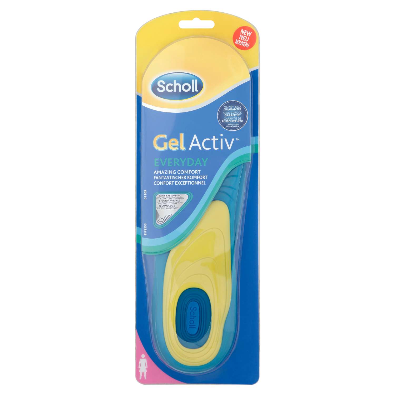 Scholl GelActiv Insoles Everyday Women