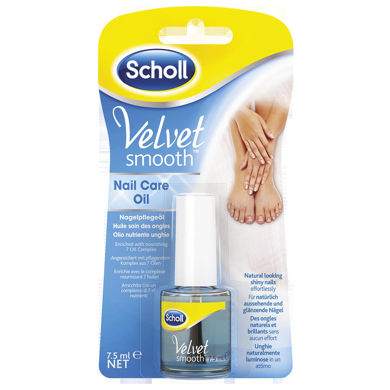 Scholl Velvet Smooth™ Huile soin des ongles