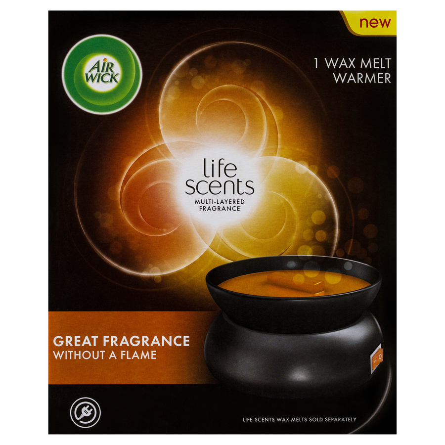 AIR WICK ELECTRIC WAX MELT WARMER