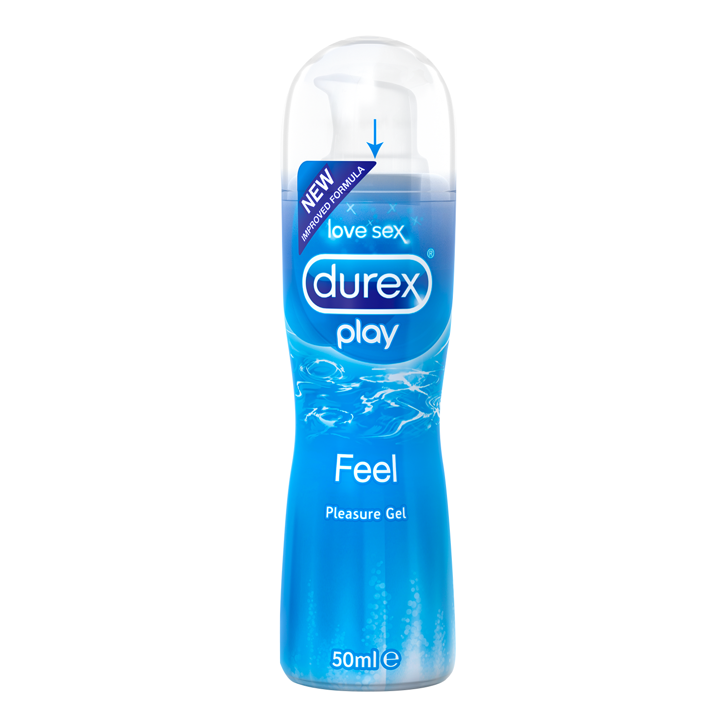 Durex Play Feel Pleasure Gel 50 ml