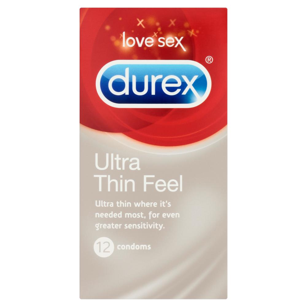 Durex Ultra Thin Feel