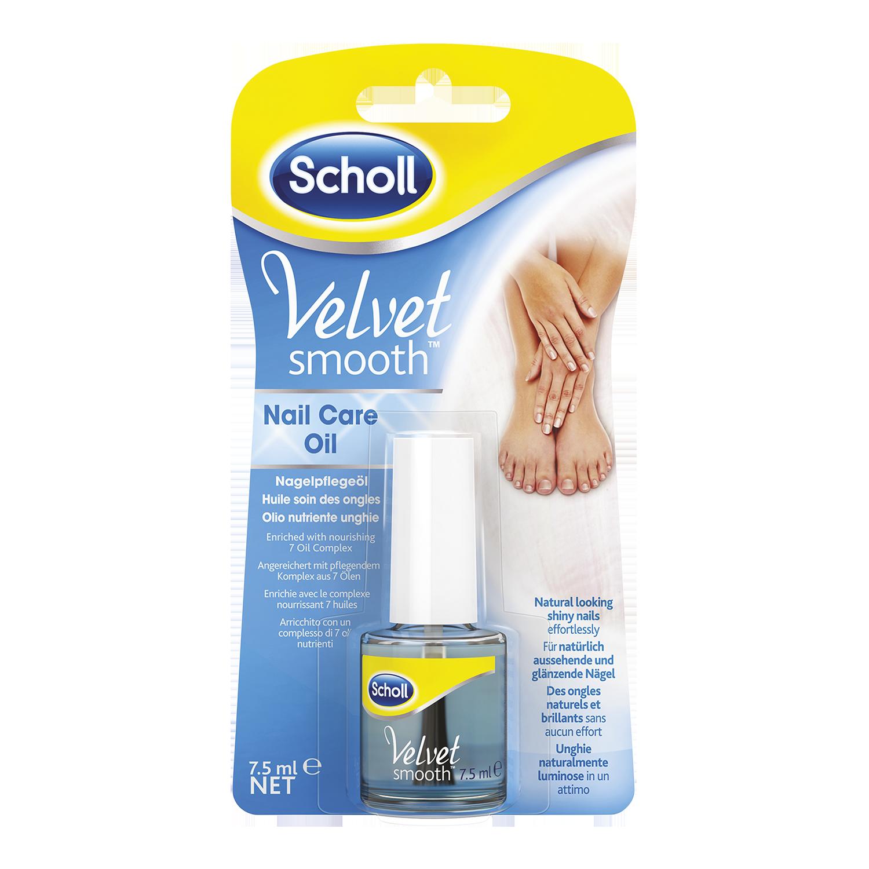 Scholl Velvet Smooth olej na nehty 7,5ml