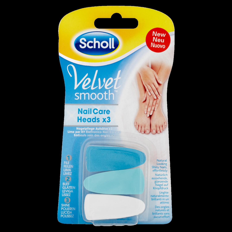 scholl velvet smooth nail care system refills. Black Bedroom Furniture Sets. Home Design Ideas