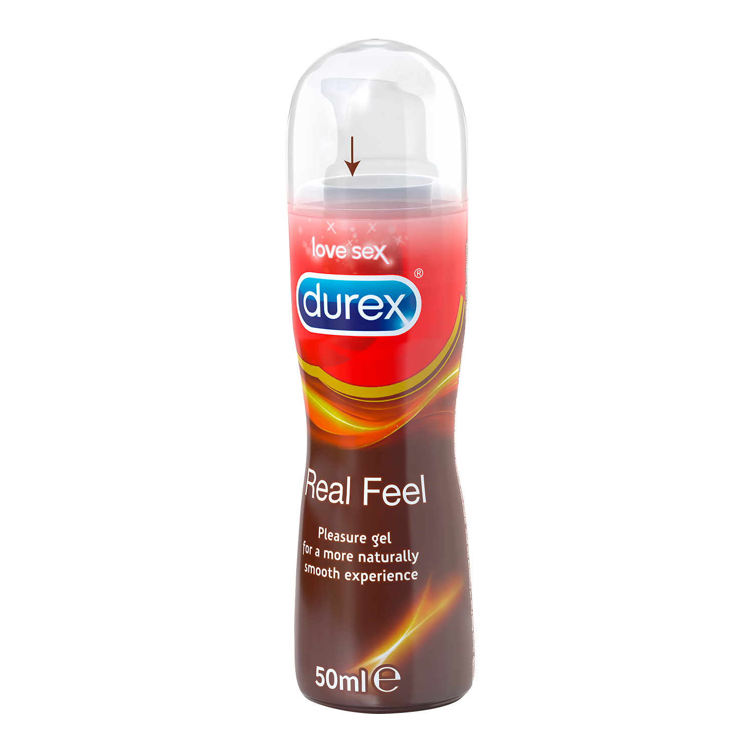Durex Real Feel Pleasure Gel 50 ml