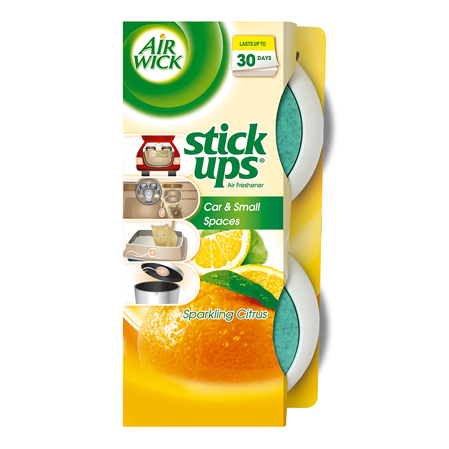 Air Wick Stick Ups 2in1 Citrus