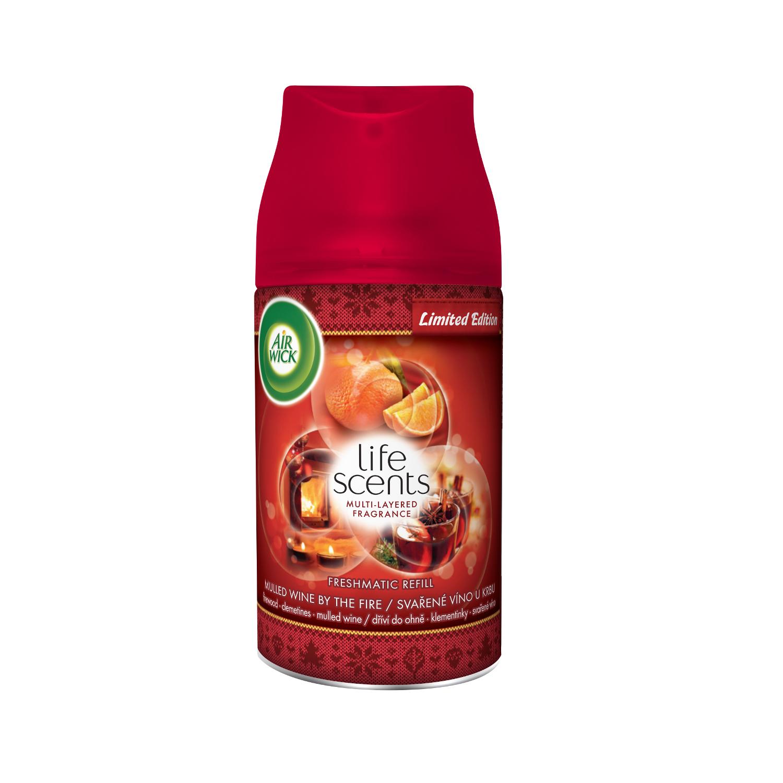 Freshmatic® polnilo za osvežilec zraka  -  Mulled wine by the fire