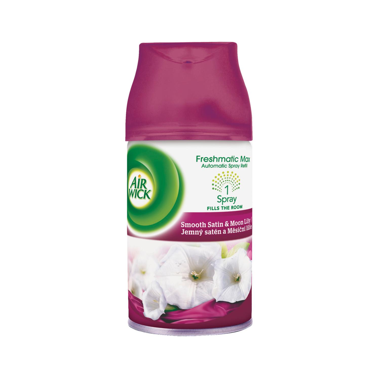 Freshmatic Náplň do osvěžovače vzduchu - Jemný satén a měsíční lilie