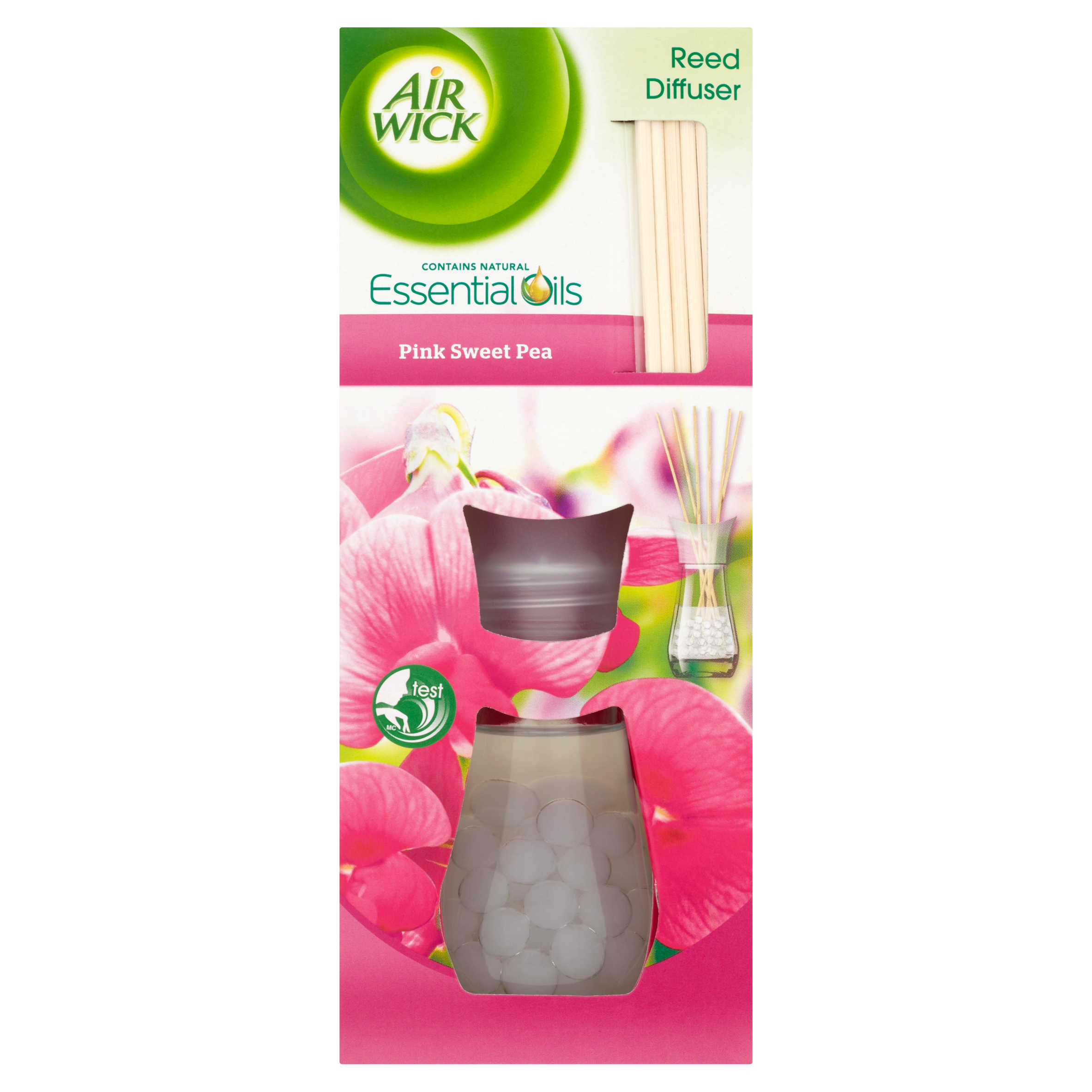 Air Wick 174 Reed Diffuser Pink Sweet Pea