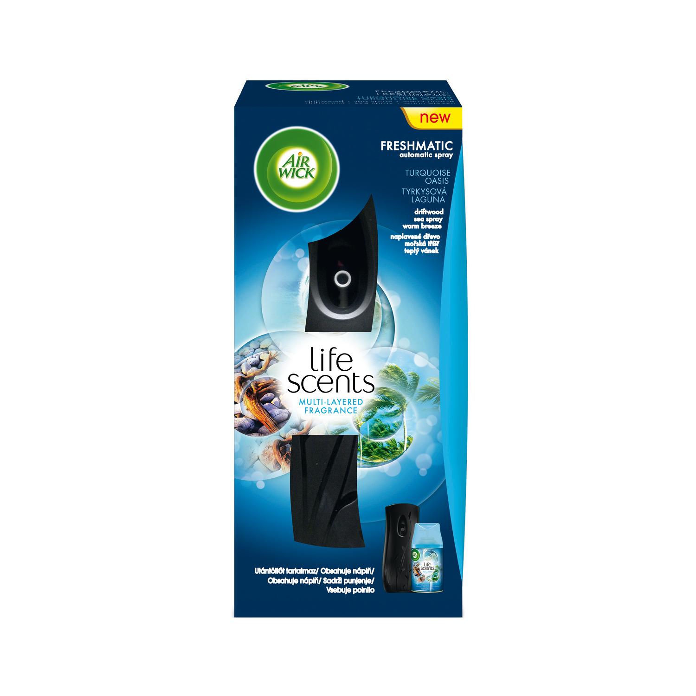 Freshmatic® Avtomatski razpršilnik + polnilo - Turquoise Oasis