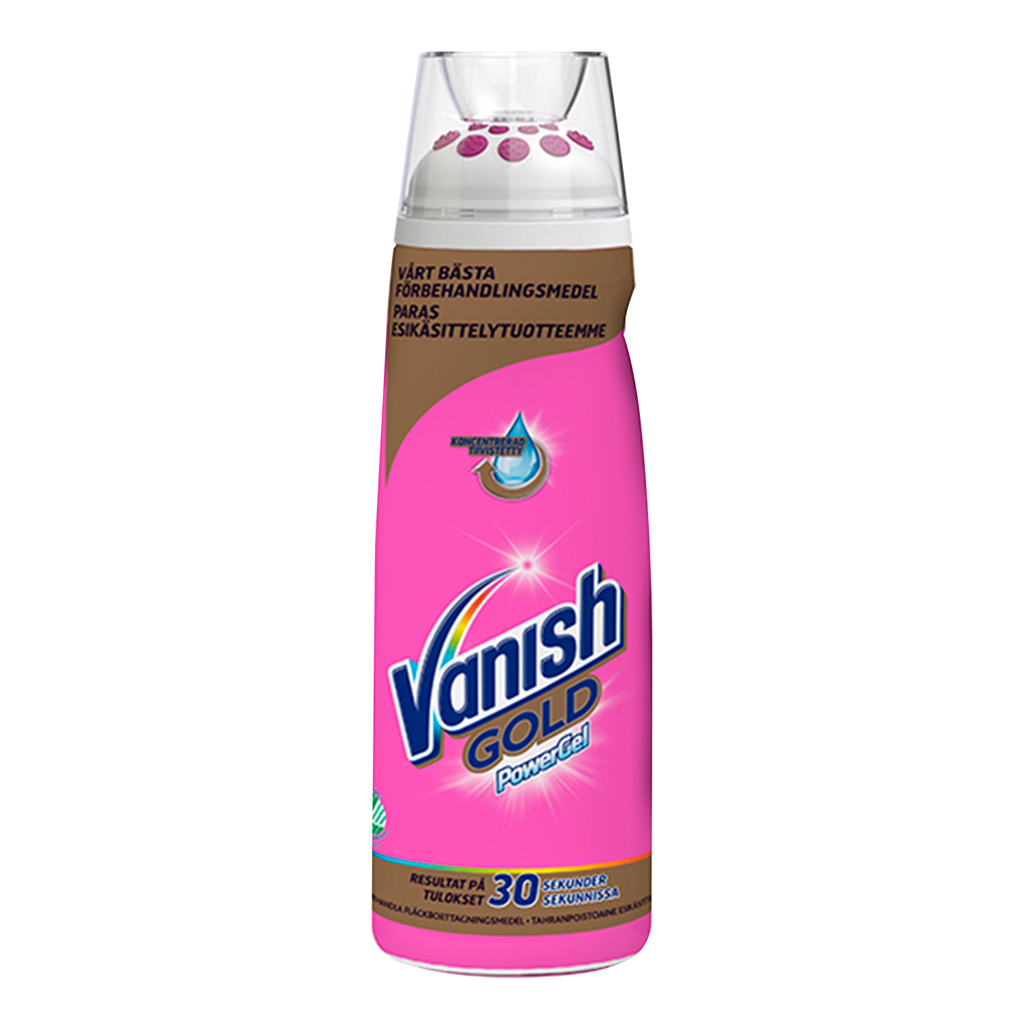 Vanish Gold Pre-Treat Power Gel