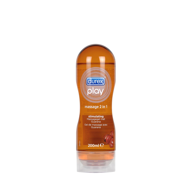 DUREX Play Massage Guarana / Massagegel 2-in-1 Stimulating