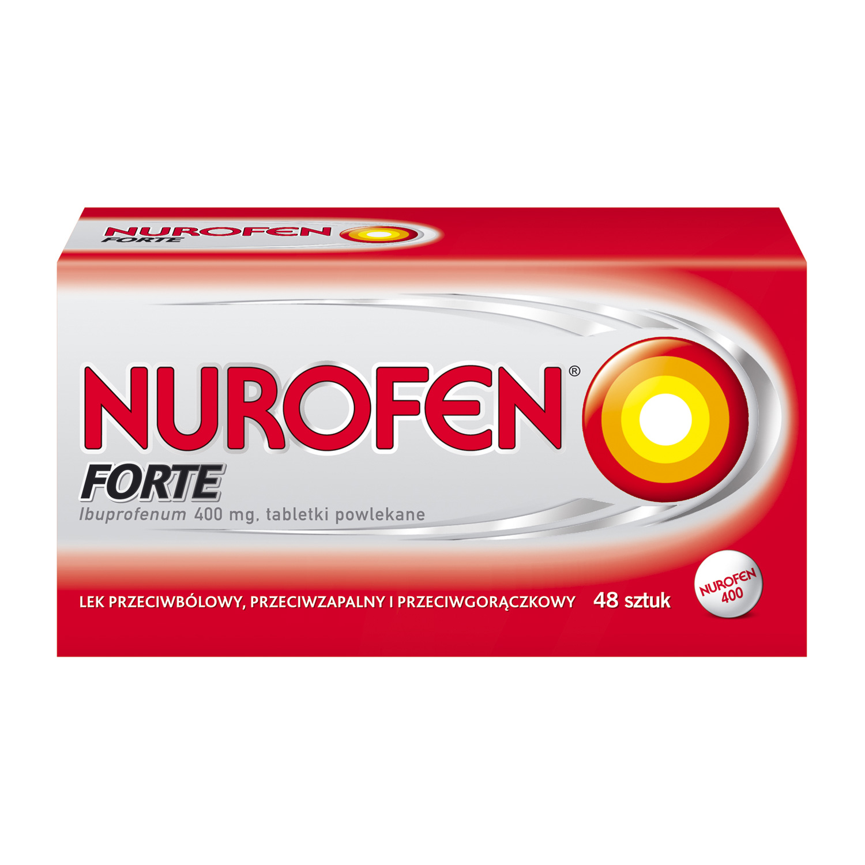 Nurofen Forte (Ibuprofen 400 mg)