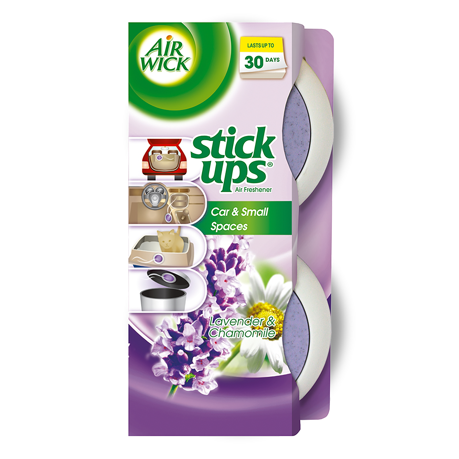Air Wick Stick Ups 2in1 Lavender