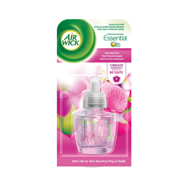 Električni osvežilec zraka polnilo - Pink Sweet Pea
