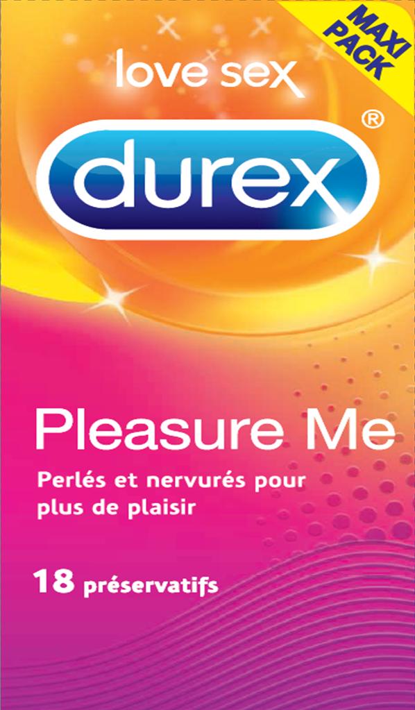 Durex Pleasure Me x18