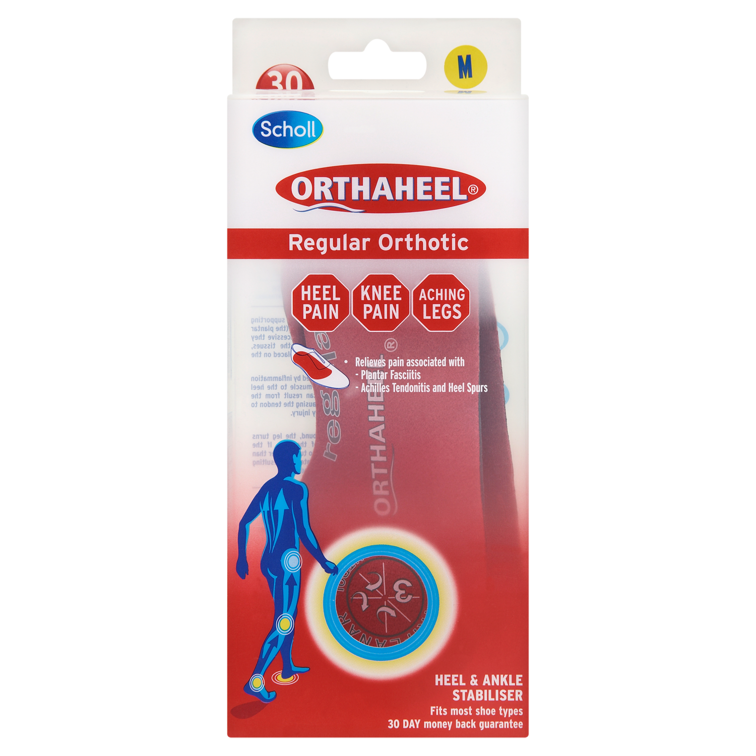 Scholl Orthaheel® Orthotics