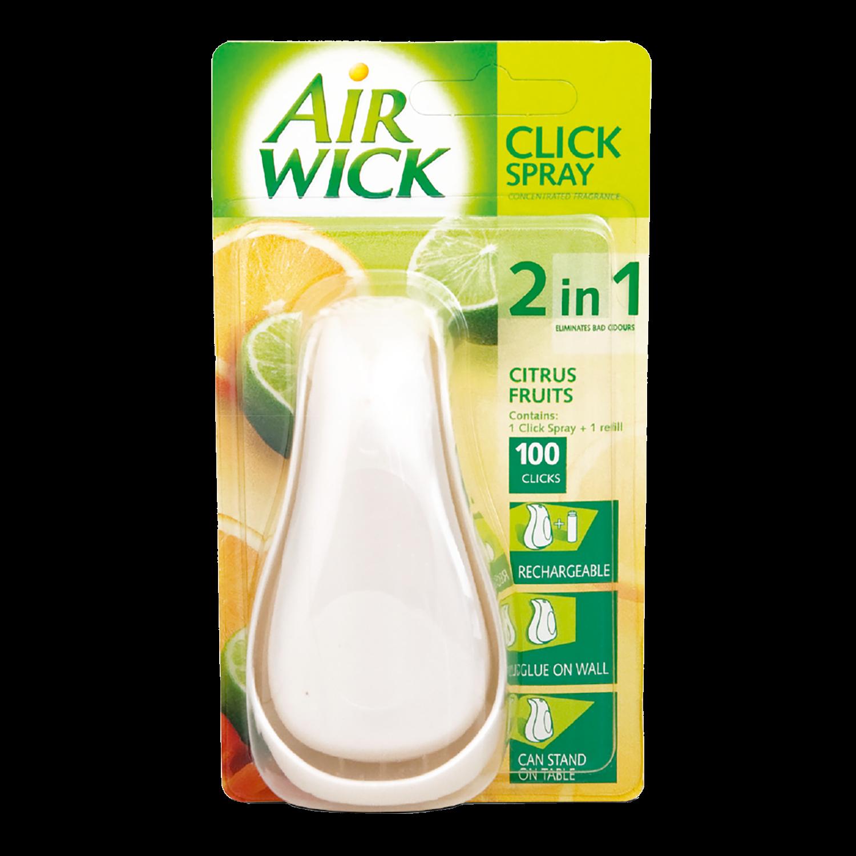 Air Wick Click Sprays Citrus Fruits Starter Set
