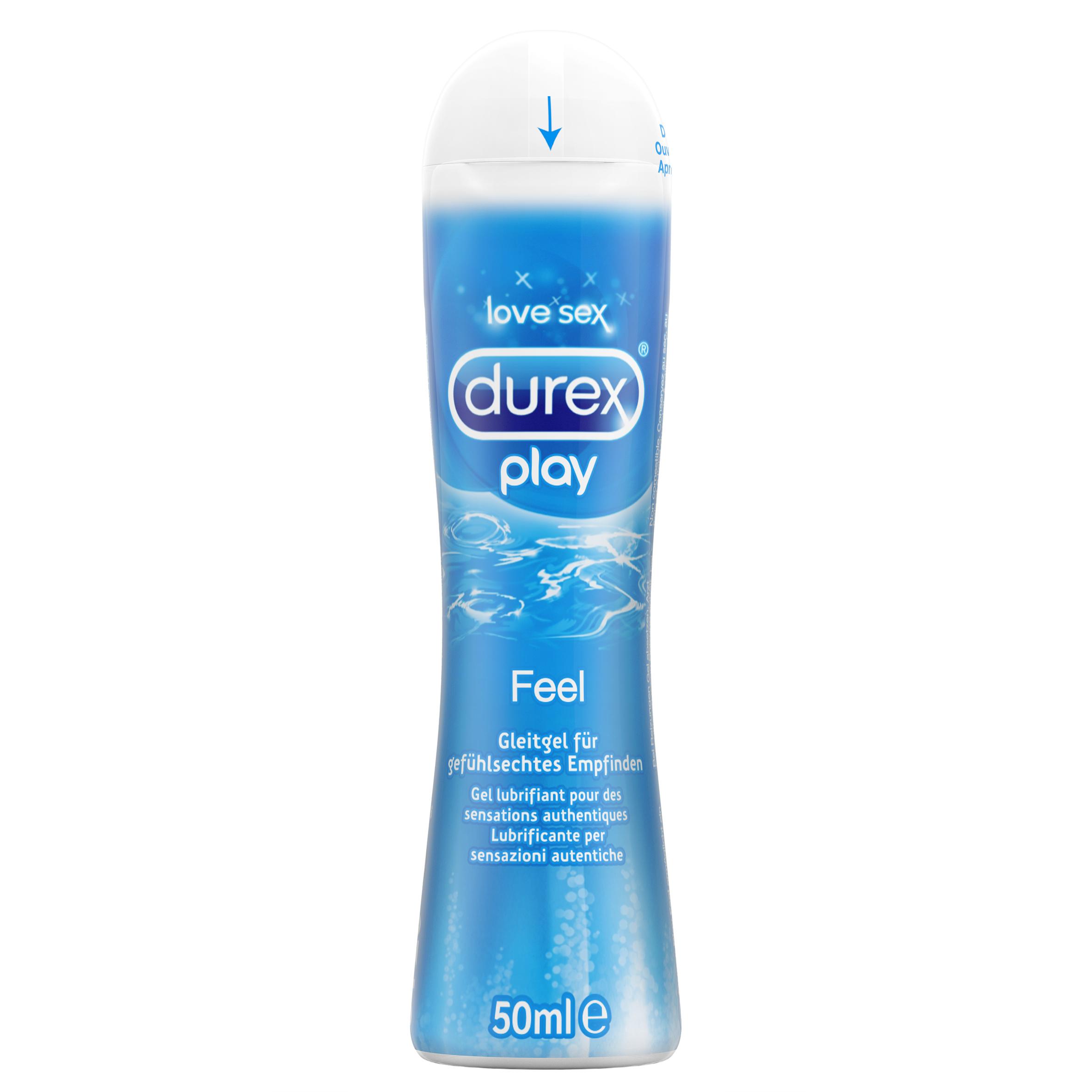 Durex Play Feel Gleit- und Erlebnisgel 50ml